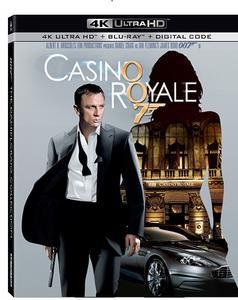 Casino Royale (2006) [4K, Ultra HD]