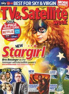 TV & Satellite Week - 15 August 2020