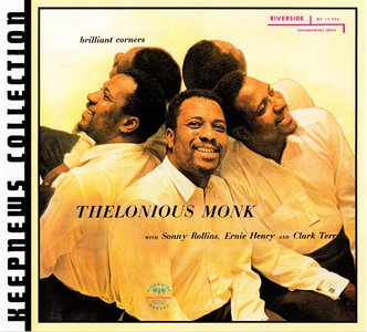 Thelonious Monk - Brilliant Corners (1956) {2008 Riverside} [Keepnews Collection Complete Series] (Item #16of27)