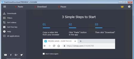 FreeGrabApp Free Vimeo Download 5 0 0 604 Premium » Free