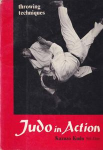 Judo in Action: Throwing Techniques