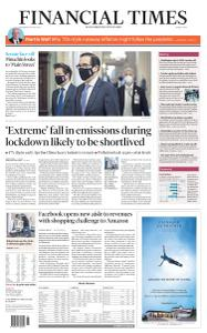 Financial Times Middle East - May 20, 2020