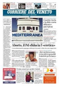 Corriere del Veneto Venezia e Mestre – 07 ottobre 2018