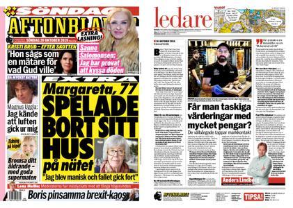 Aftonbladet – 20 oktober 2019