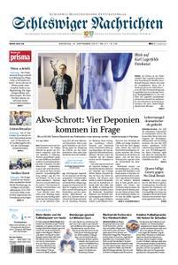 Schleswiger Nachrichten - 10. September 2019