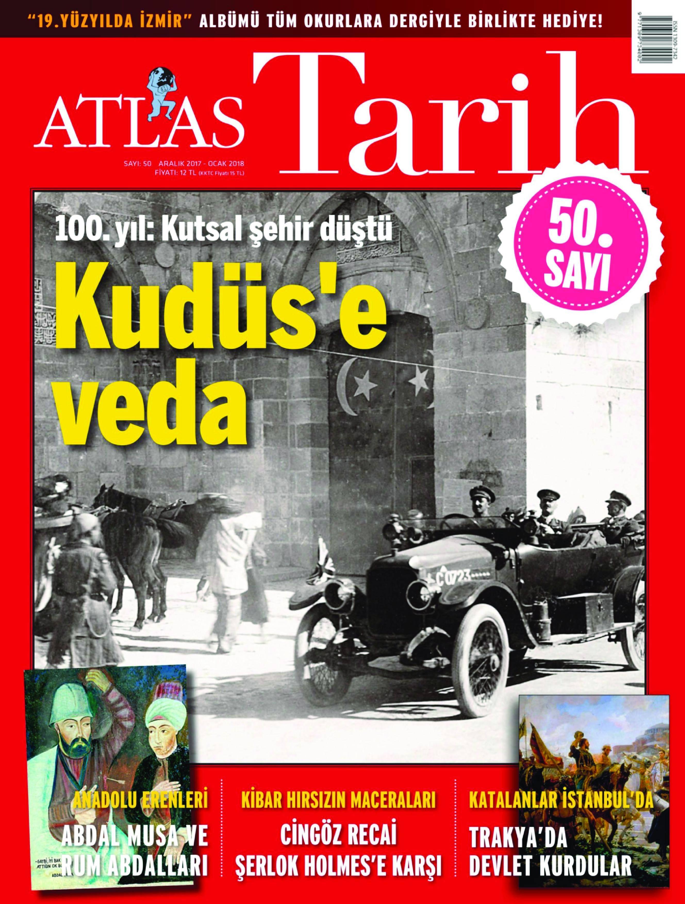 Atlas Tarih - Aralık/Ocak 2017