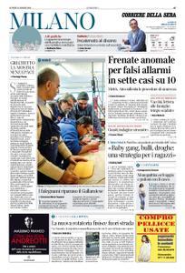 Corriere della Sera Milano – 11 marzo 2019