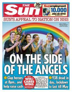 The Sun UK - 9 April 2020