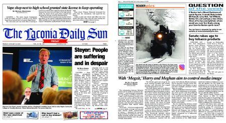 The Laconia Daily Sun – January 10, 2020