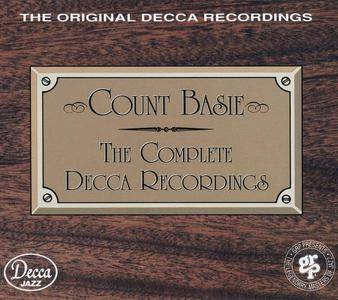 Count Basie - The Complete Decca Recordings [Recorded 1937-1939, 3CD Box Set] (1992) (Repost)