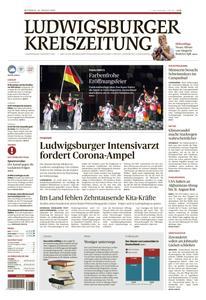 Ludwigsburger Kreiszeitung LKZ - 25 August 2021