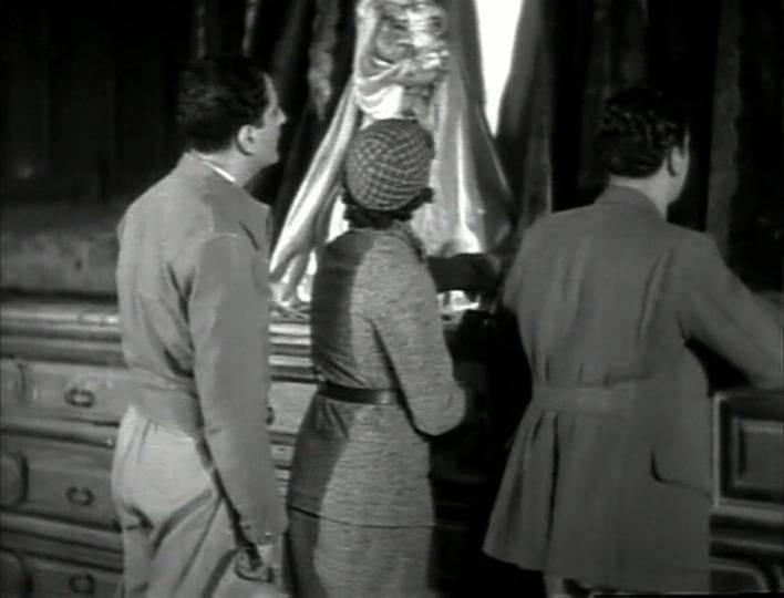 El fantasma del convento / The Phantom of the Convent (1934)