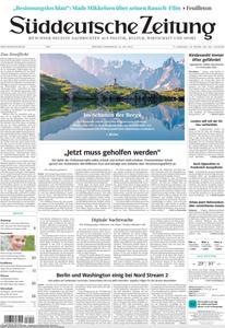 Süddeutsche Zeitung - 22 Juli 2021