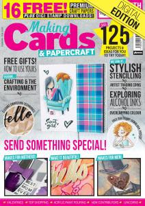 Making Cards & Papercraft - February 2019