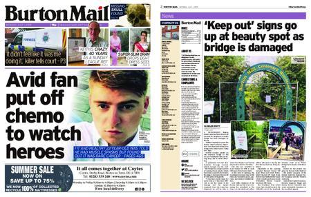 Burton Mail – July 01, 2019