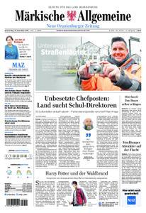 Neue Oranienburger Zeitung - 13. Dezember 2018