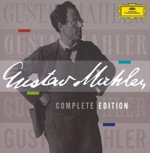 Gustav Mahler - Complete Edition (2010) (18CDs Box Set)
