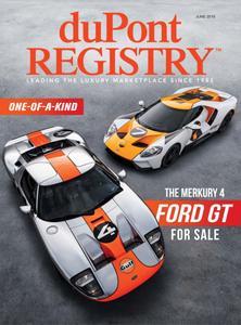duPont Registry - June 2019