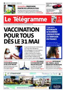 Le Télégramme Brest Abers Iroise – 21 mai 2021