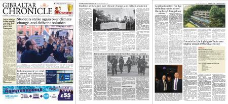Gibraltar Chronicle – 30 November 2019