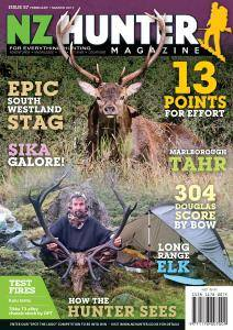 NZ Hunter - Issue 57 - February-March 2017