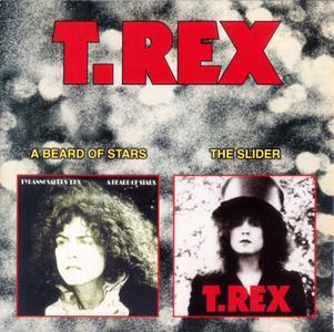 T.Rex - A Beard Of Stars / The Slider (1970/1972) {2000, 2 Albums on 1 CD}