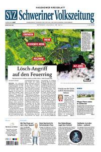 Schweriner Volkszeitung Hagenower Kreisblatt - 03. Juli 2019
