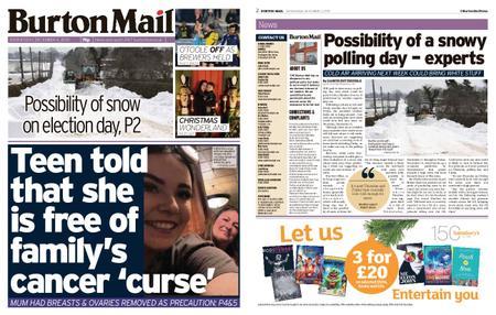Burton Mail – December 04, 2019