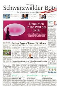 Schwarzwälder Bote Hechingen - 09. Juni 2018