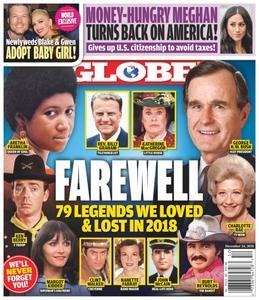 Globe – December 24, 2018