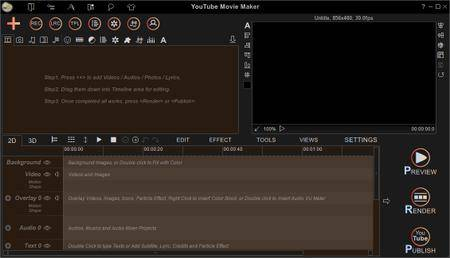 RZsoft YouTube Movie Maker Platinum 16.21 Portable