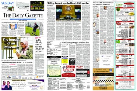 The Daily Gazette – August 16, 2020
