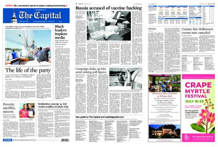 The Capital – July 17, 2020