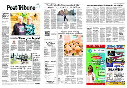 Post-Tribune – August 29, 2021