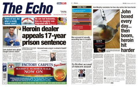Evening Echo – July 30, 2019