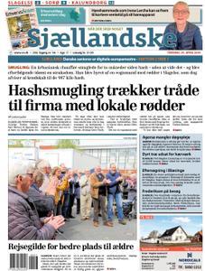Sjællandske Slagelse – 25. april 2019