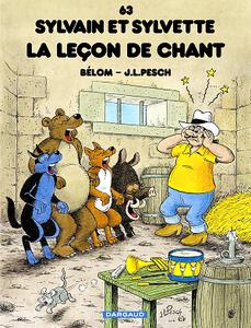 Sylvain et Sylvette - Tome 63 - La leçon de chant