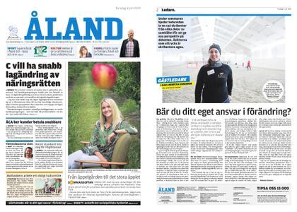 Ålandstidningen – 04 juli 2019