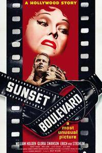 Sunset Boulevard (1950) [With Extras]