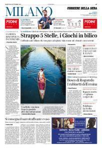 Corriere della Sera Milano – 18 settembre 2018