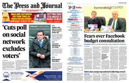 The Press and Journal Moray – December 05, 2017