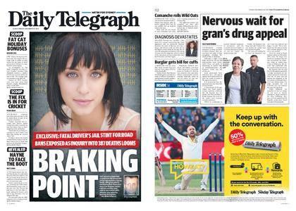 The Daily Telegraph (Sydney) – December 29, 2017