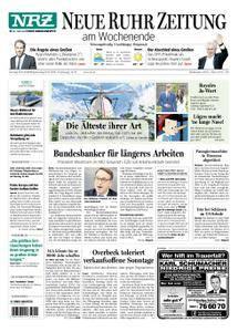 NRZ Neue Ruhr Zeitung Essen-Postausgabe - 19. Mai 2018