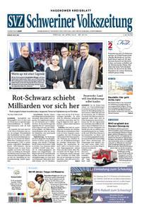 Schweriner Volkszeitung Hagenower Kreisblatt - 26. April 2019