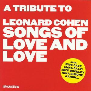 VA - A Tribute To Leonard Cohen: Songs Of Love And Love (2014) {Les Inrockuptibles}