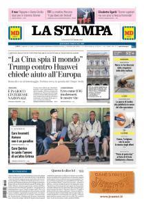La Stampa Imperia e Sanremo - 24 Novembre 2018