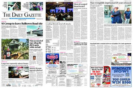 The Daily Gazette – July 31, 2019