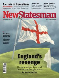 New Statesman - 14 - 20 October 2016