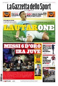La Gazzetta dello Sport Roma – 03 dicembre 2019