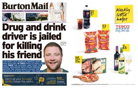 Burton Mail – February 21, 2019